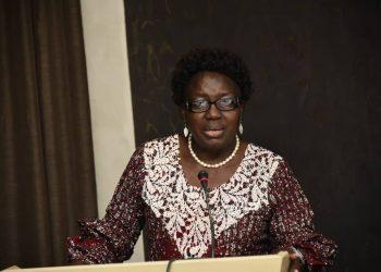 Speaker of Parliament, Rebecca Kadaga will preside over the World Cancer Day in Arua (PHOTO/file)