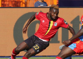 Uganda Cranes Winger Lumala Abdu to miss the match against Walawi (PHOTO/File)