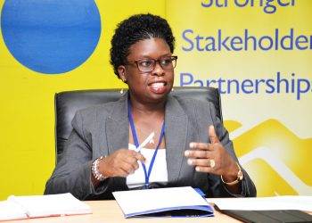 URA Commissioner General Doris Akol says says that compliance with the earlier circular will no longer be a requirement t this time (PHOTO/File)