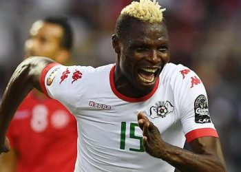Bance is one of the big names in Burkina Faso's squad. (PHOTO/Courtesy).