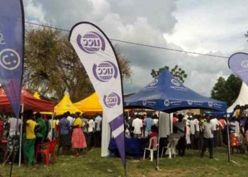 UCC, telecoms take awareness drive to Lango (PHOTO/Courtesy)
