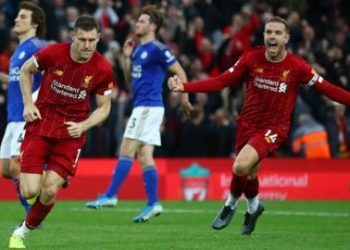 Liverpool defeated Leicester City 2-1 in the first meeting of the season. (PHOTO/Courtesy)