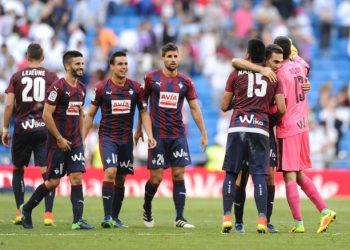 Eibar have picked just a single point from their last five La Liga games. (PHOTO/Courtesy)