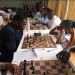 WCM Maria Nakanyike beat Kenya's John Howard in the opening round. (PHOTO/Courtesy)