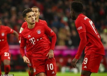 Bayern Munich are coming off a 6-1 hammering of Werder Bremen. (PHOTO/Courtesy)