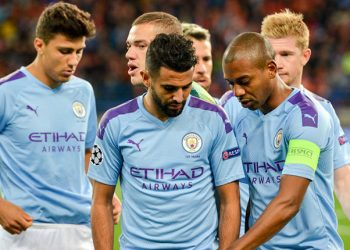 Man City are currently 11 points behind leaders Liverpool. (PHOTO/Courtesy)