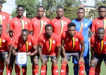 Uganda has nine points from three games so far. (PHOTO/Courtesy)