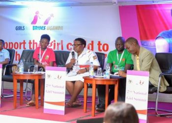 Panelist at THP-U side session on the nexus between SRHR services & teenage pregnancy & child marriage
