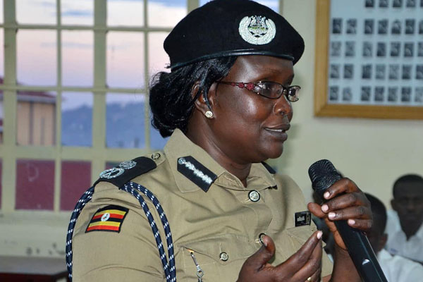 CID boss Akullo rushes to Nakasongola as machete gang beheads two ...