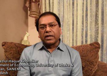 Dr. Bazlul Haque Khondker,