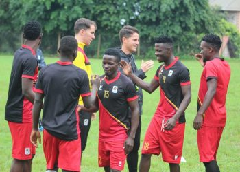 Uganda have won all their opening four games at the 2019 CECAFA Senior Challenge Cup. (PHOTO/FUFA)