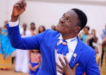 Nigerian gospel singer David Daniels Ekene is returning to Uganda (PHOTO/Courtesy)