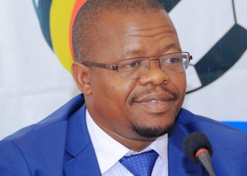 Fufa president, Eng Moses Magogo might win another term without too much sweat. (PHOTO/File)