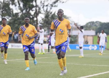 KCCA FC finish the first round in second position, four points behind Vipers SC. (PHOTO/ File)