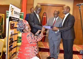 Vice President Edward Kiwanuka Ssekandi