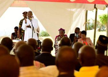 President Museveni will officiate at Rwenzori Investment Expo (PHOTO/File)