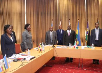 Speaker Kadaga has urged EAC member States on subscription fees (PHOTO/PML Daily)