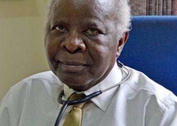 Prof Bwogi Kanyerezi