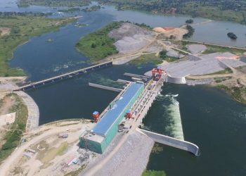 Isimba hydropower dam in Kayunga District (PHOTO/File).