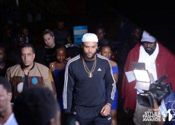 Nigerian rapper Jidenna Theodore Mobisson alias Jidenna
