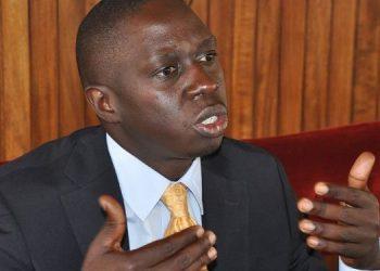 Kampala MP Mohammed Nsereko