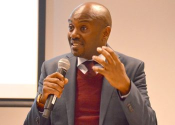 Ugandan veteran journalist and the founder and owner of The Independent, Andrew Mwenda. (PHOTO/File)