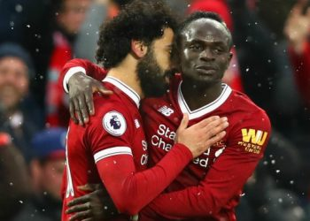 Salah (left) and Mane (Right) are among the two finalist. (PHOTO/Courtesy)