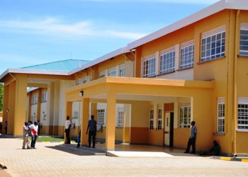 Moroto Regional Referral Hospital