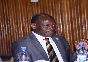 Nawangwe appeared before the Rules Committee (PHOTO/PML Daily)