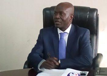 Permanent Secretary Ministry of Education Alex Kakooza