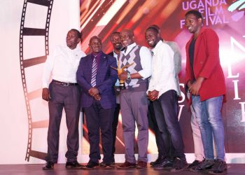 This award is given to an outstanding person or group in the promotion of the film industry in Uganda and in Diaspora (PHOTO/PML Daily)