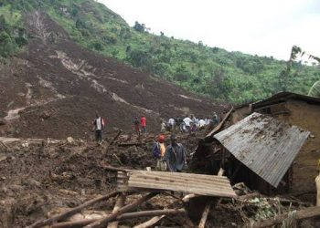 Bududa residents still suffering mudslides (PHOTO/File).