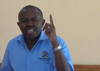 Theophilus Tibihika is accused of not putting the 12.2m to proper use.