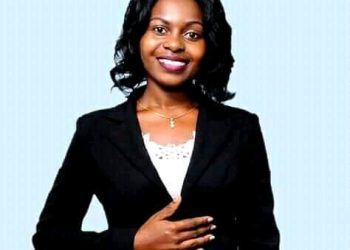 Siperia Mollie Saasirabo, a female student who led the recent students' strike against the 15% fees increment at Makerere University (PHOTO/File)