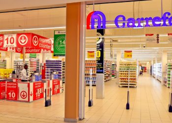 Majid Al Futtaim has today, December 20, 2019 officially opened the first Carrefour Supermarket in Uganda. The store is located at the Oasis Mall in Kampala (PHOTO/Courtesy)