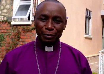 Kinkizi Diocese Bishop Dan Zoreka