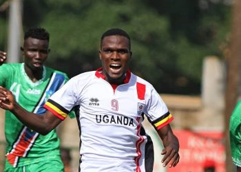 Mukwala (9) top scored in the UPL last season. (PHOTO/Courtesy)