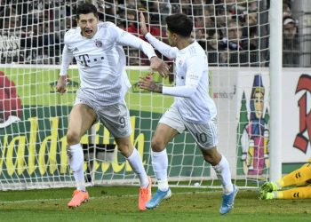 Bayern beat Freiburg 3-1 in their last game. (PHOTO/Courtesy)