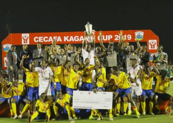 KCCA FC won their first CECAFA Kagame Cup in 41 years.