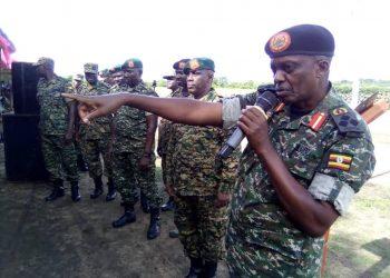 Brig Gen Moses Kwikiriza