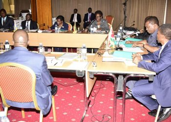 Meeting with Speakers from East African Community (EAC) member states
