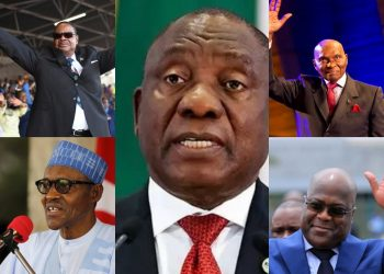 Africa President who won elections in 2019 (PHOTO/PML Daily)