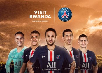 The Partnership will see PSG stars visit Rwanda. (PHOTO/Courtesy)