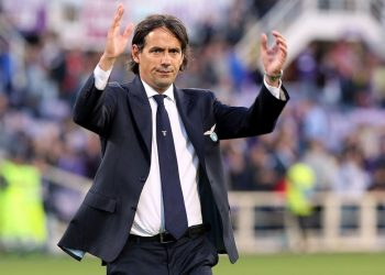 Simone Inzaghi has never lost to Cagliari as a coach. (PHOTO/Courtesy)