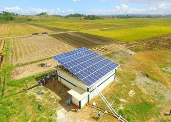 African Development Bank has approved $21.783 million grant for roll out of solar-powered irrigation (PHOTO/File)