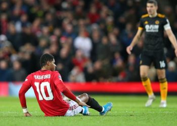 Man United will be without top scorer Marcus Rashford for two months. (PHOTO/Courtesy)
