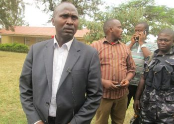 Lwemiyaga county MP Sekikubo was arrested last week on Friday (PHOTO/Courtesy)