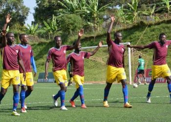 Maroona lost 2-1 to Proline FC last week. (PHOTO/Courtesy)