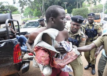 Some of the suspects being arrested on Wednesday (PHOTO/Courtesy).
