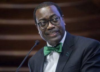 African Development Bank President Akinwumi A. Adesina (PHOTO/File).